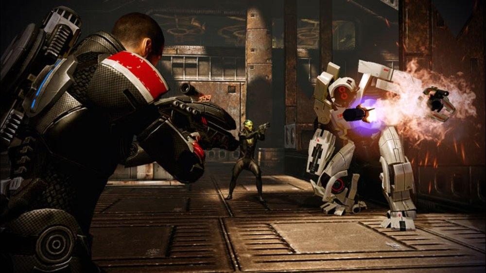 Imagem de Mass Effect 2