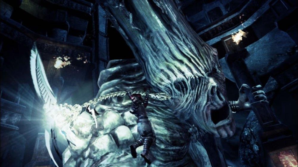 Snímek ze hry Dante's Inferno™