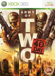 Army of Two Gamestop Takeover Trailer