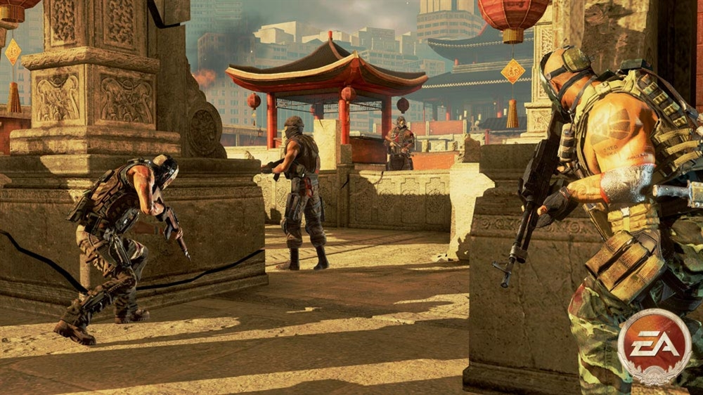 Army of TWO™: TFD の画像