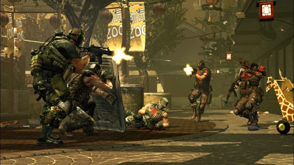 Bild von Army of TWO™: TFD