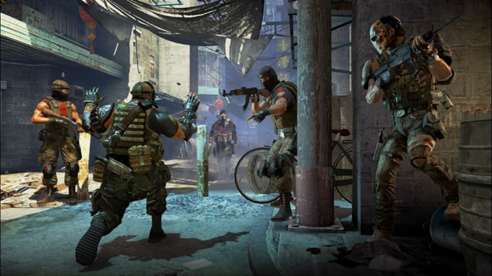 Image from Army of TWO™: TFD