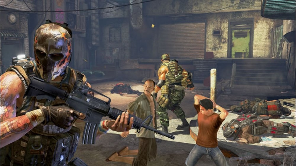 Imagen de Army of TWO™: TFD