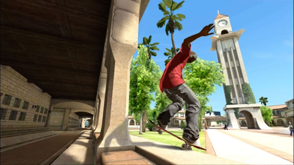 Obraz z Skate 3
