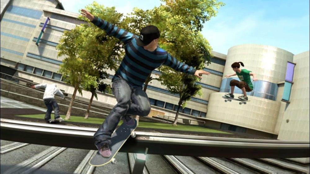 Изображение из Skate 3
