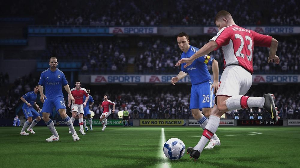 Image from FIFA Soccer 11