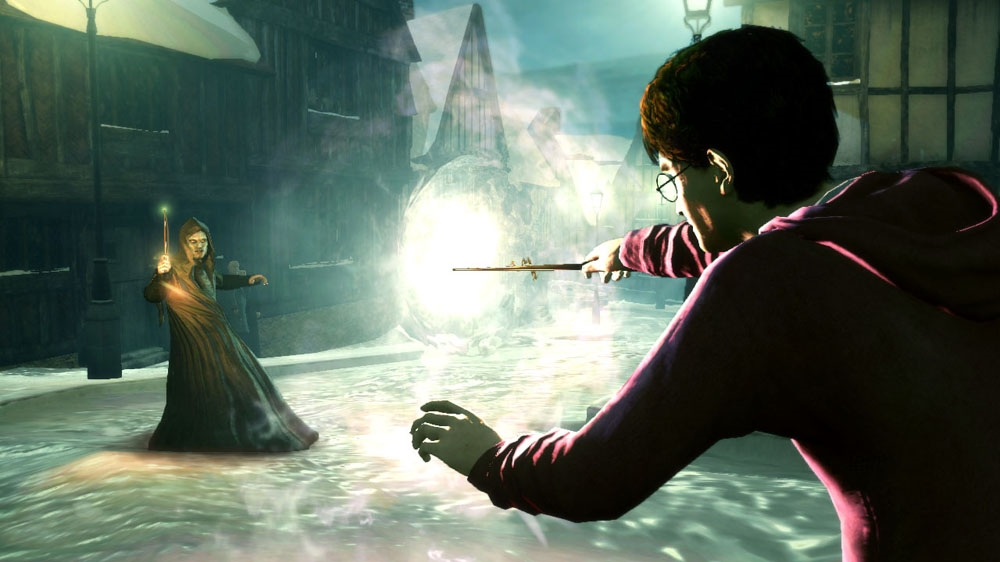 Kép, forrása: Harry Potter and the Deathly Hallows™ - Part 1
