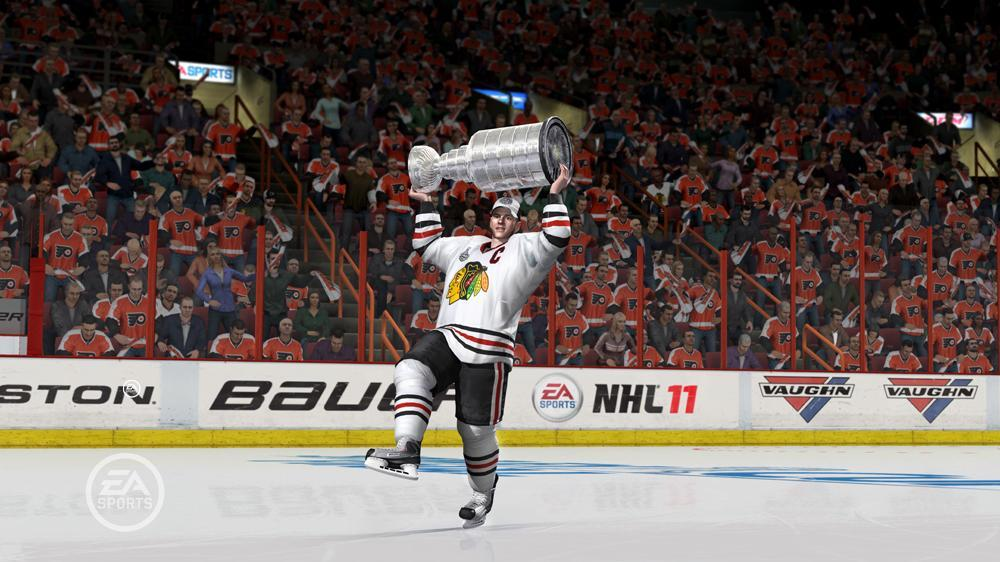 Image from NHL® 11