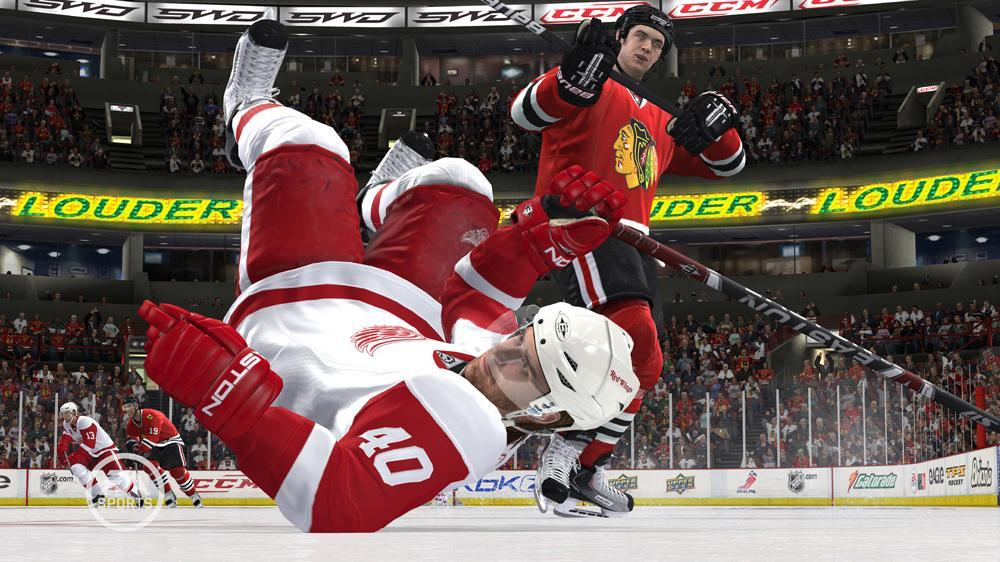 Image from NHL 11