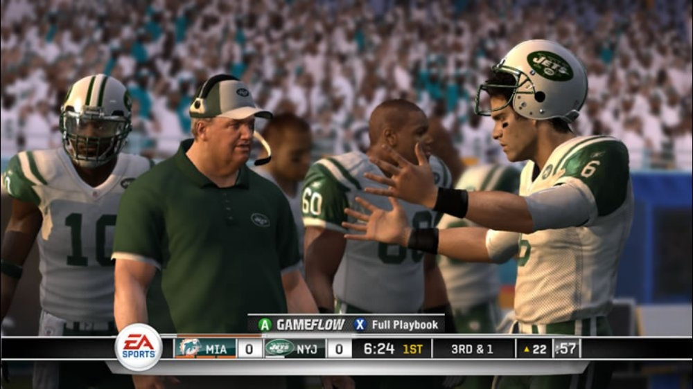 Image from Madden NFL 11