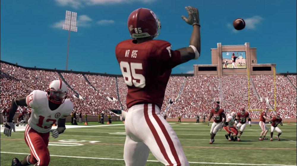 Image from NCAA® Football 11