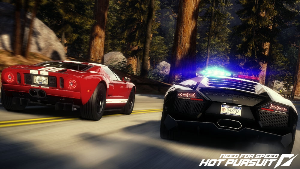 Image from Need for Speed Hot Pursuit