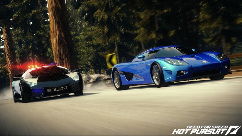 Billede fra Need for Speed™ Hot Pursuit