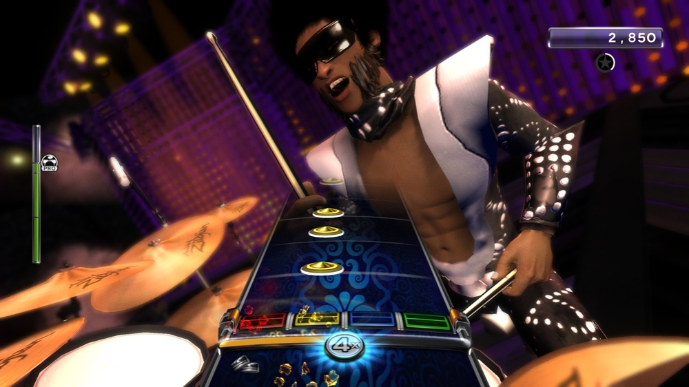 Image from Rock Band 3