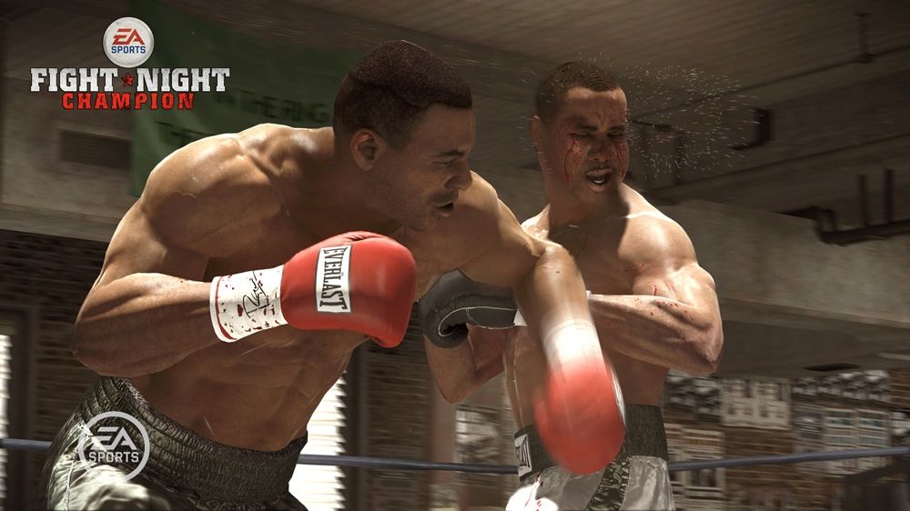 Image de FIGHT NIGHT CHAMPION