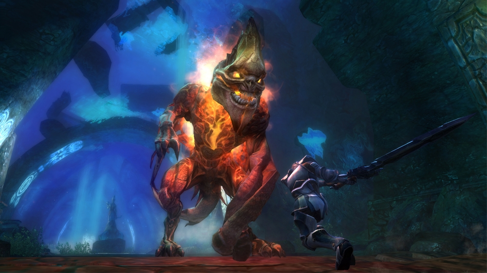 Bild från Kingdoms of Amalur: Reckoning