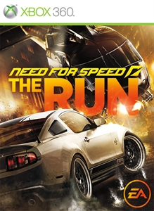NEED FOR SPEED THE RUN: Run For The Hills 