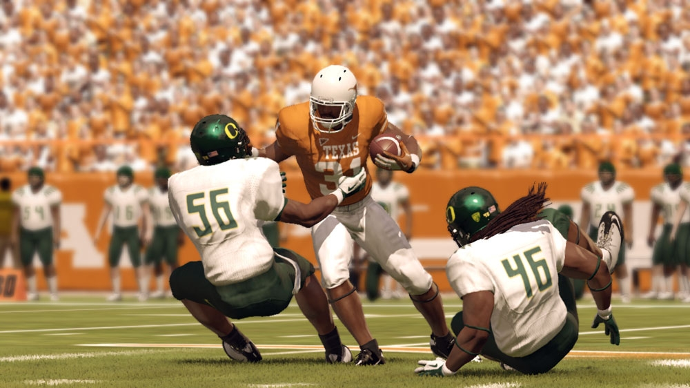Image from NCAA® Football 12