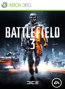 Juego en la frontera caspia en Battlefield 3: Jets