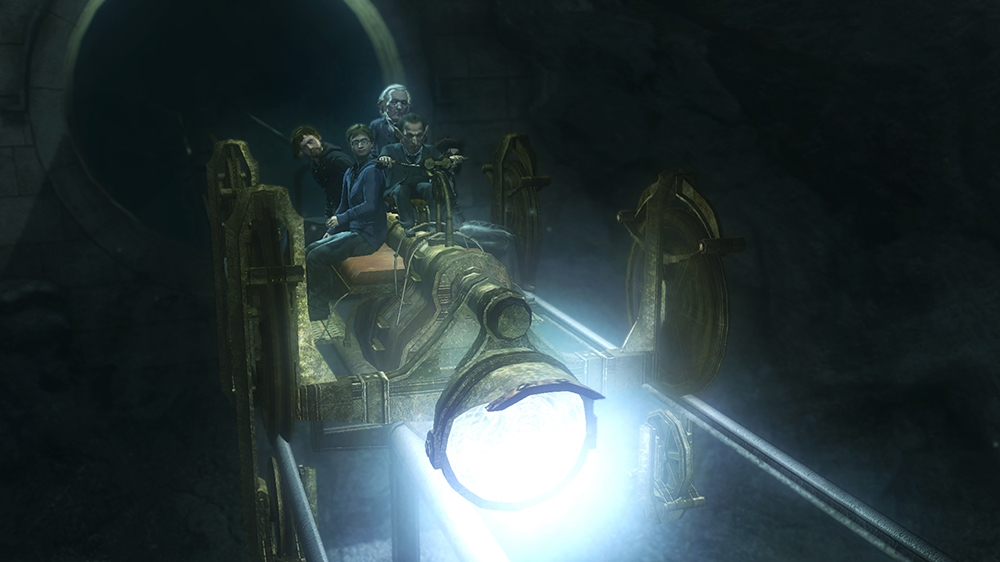 Image from Harry Potter and the Deathly Hallows - Part 2