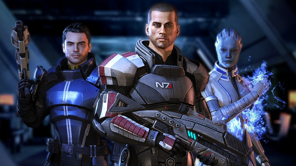 Image from Mass Effect™ 3