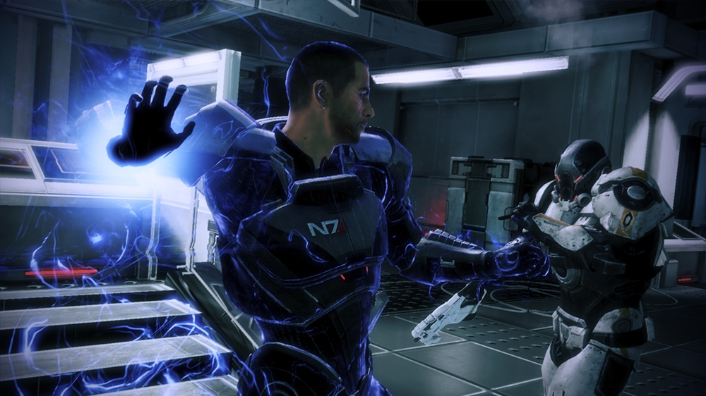 Immagine da Mass Effect 3