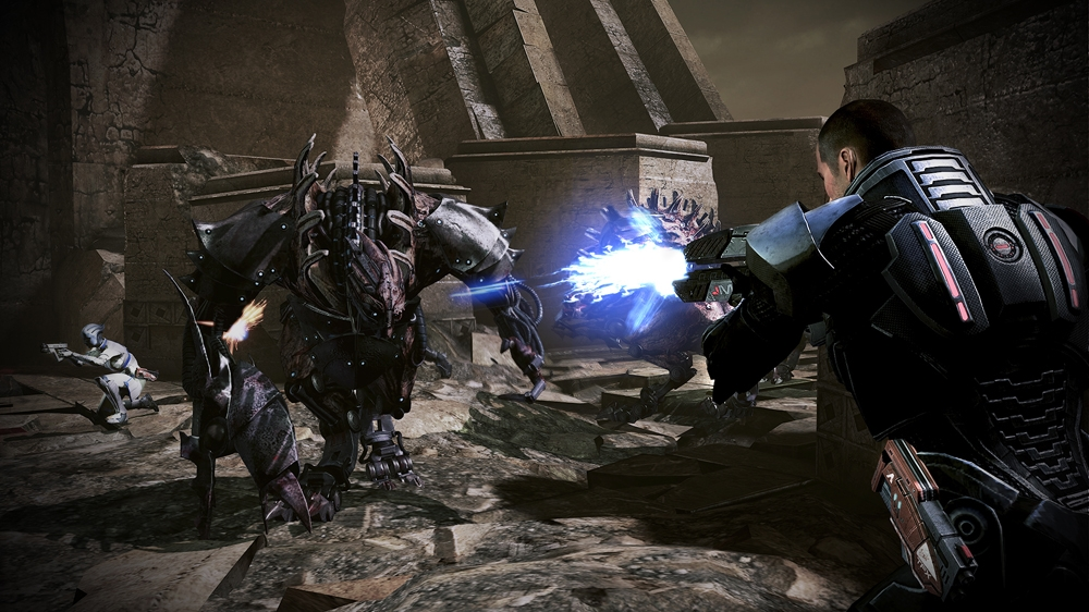 Image from Mass Effect 3