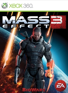 Mass Effect 3 FemShep-trailer