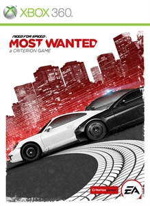 Need for Speed ™ Most Wanted-presentatietrailer