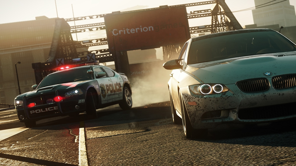 Immagine da NEED FOR SPEED™ MOST WANTED