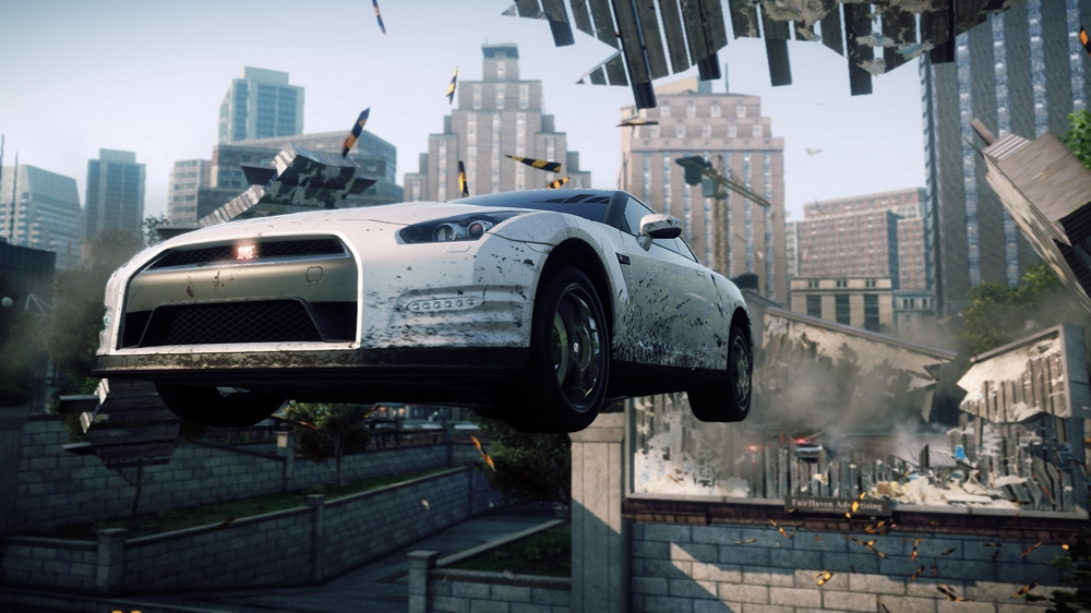 Image from NEED FOR SPEED™ MOST WANTED