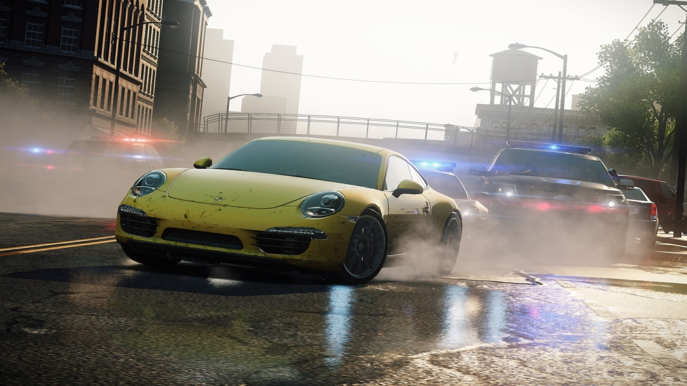 Kép, forrása: NEED FOR SPEED™ MOST WANTED