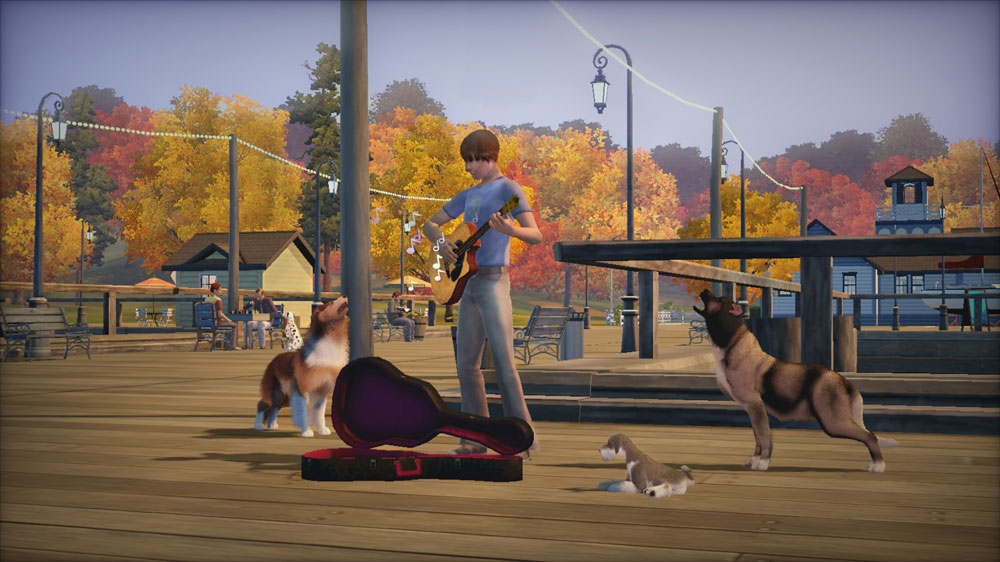 Image from The Sims 3 Pets