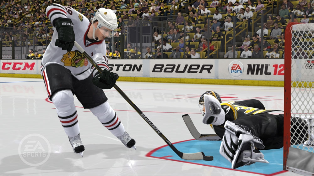 Image from NHL12