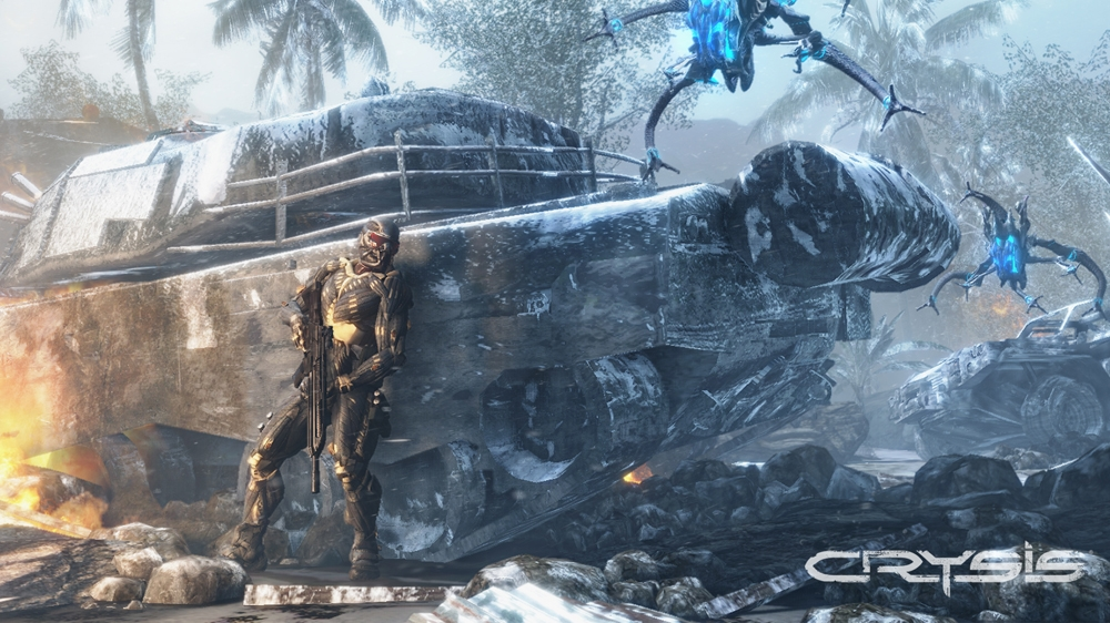Image from Crysis