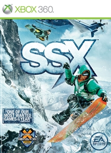 DIT IS SSX-TRAILER
