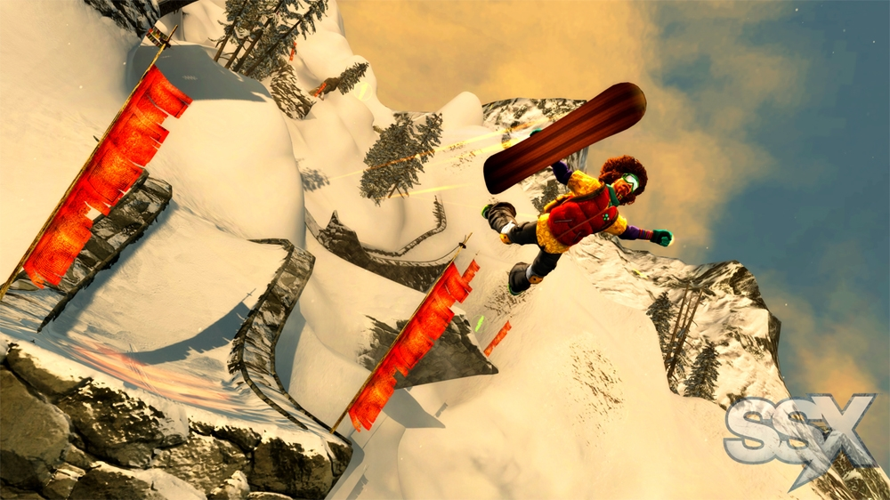 Image from SSX
