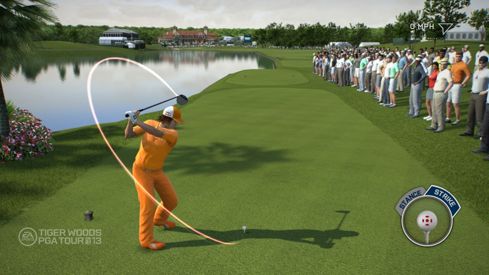 Image from Tiger Woods PGA TOUR® 13