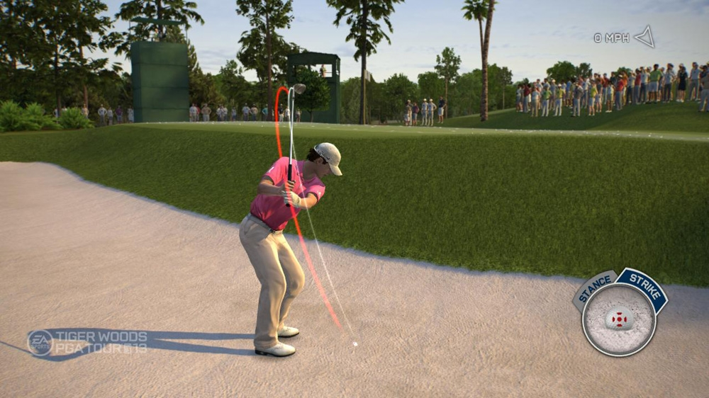 Image from Tiger Woods PGA TOUR 13