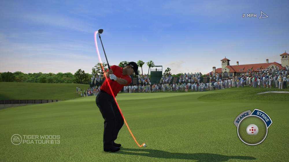 Kuva pelist Tiger Woods PGA TOUR 13