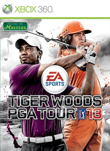 Tiger Woods 13 Kinect Demo Launch Trailer 