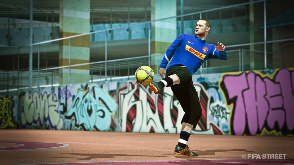 Image from EA SPORTS™ FIFA Street