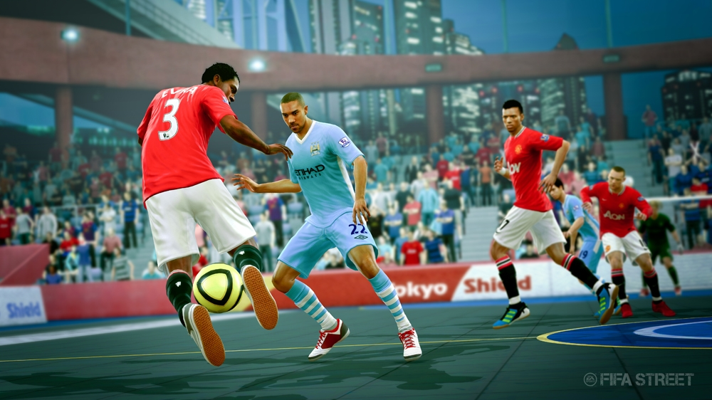 Immagine da EA SPORTS™ FIFA Street