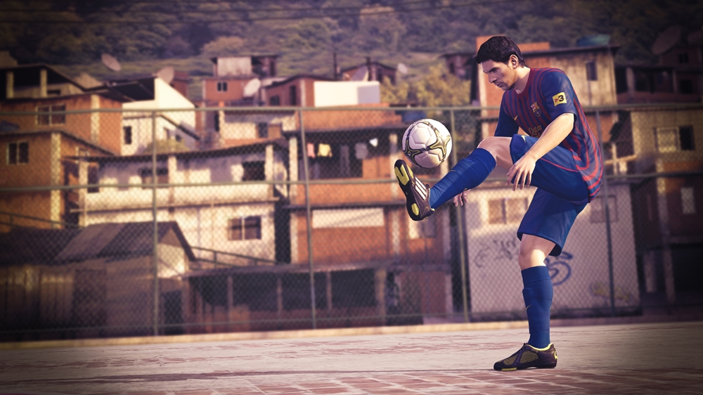 Image from EA SPORTS FIFA Street
