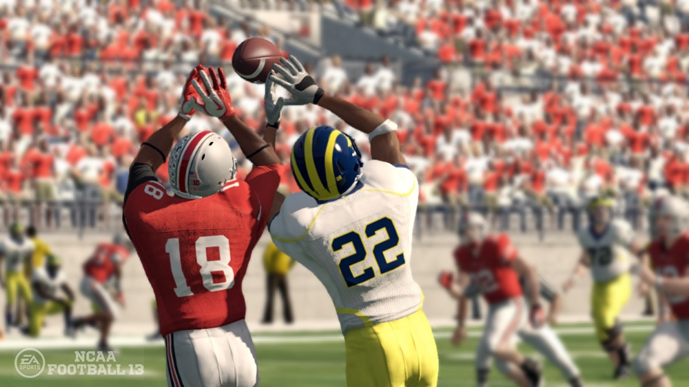 Image from NCAA® Football 13