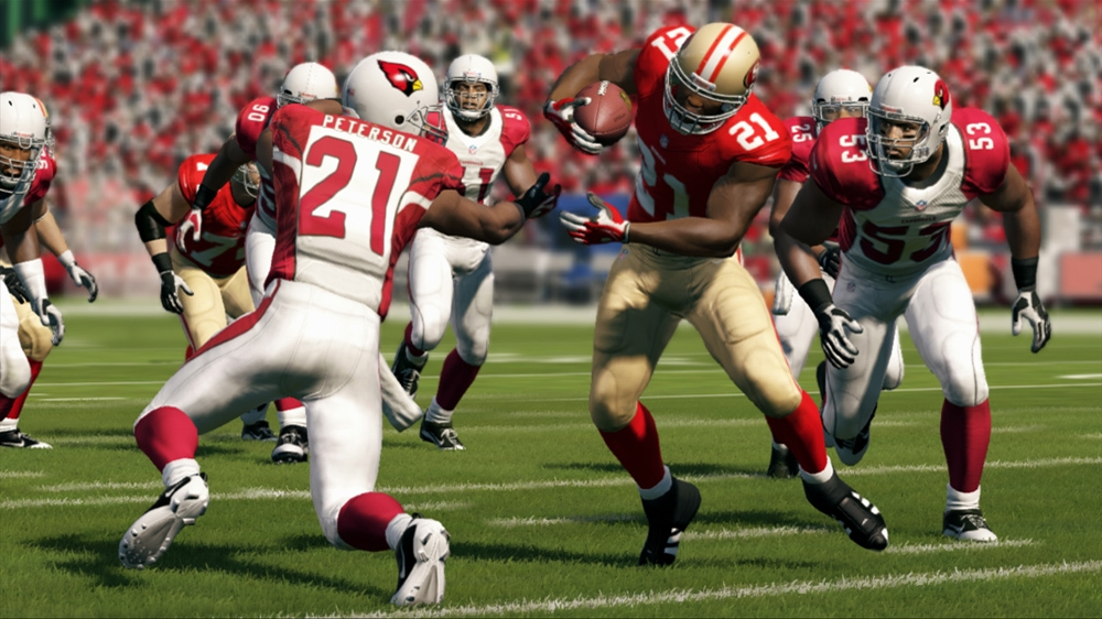 Image from Madden NFL 13