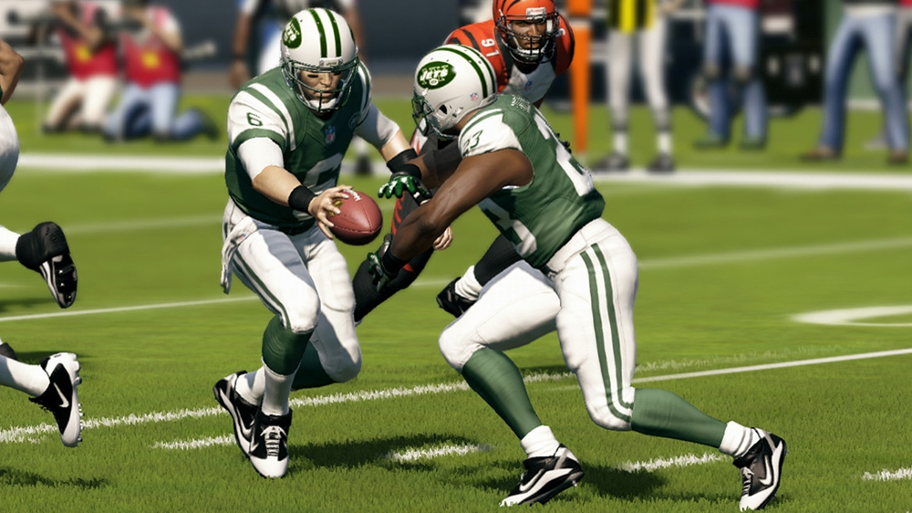Kuva pelist Madden NFL 13