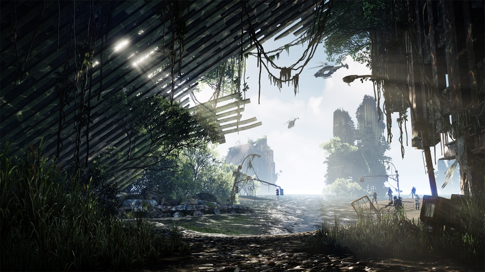 Bild von Crysis3