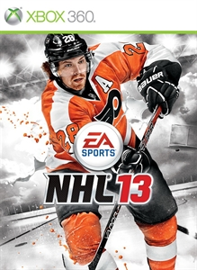 EA SPORTS NHL13: Cover-annonsering