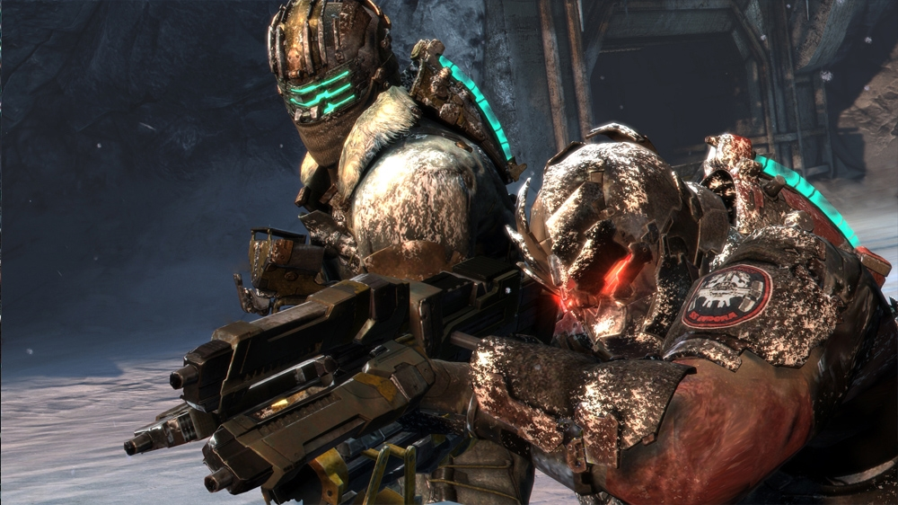 Image from Dead Space 3
